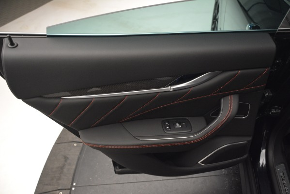 New 2019 Maserati Levante Q4 GranLusso for sale Sold at Maserati of Westport in Westport CT 06880 18