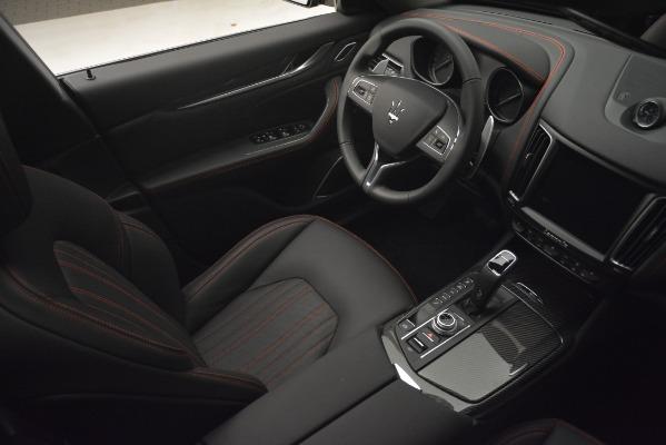 New 2019 Maserati Levante Q4 GranLusso for sale Sold at Maserati of Westport in Westport CT 06880 19