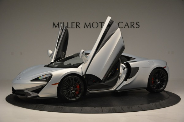 Used 2017 McLaren 570S Coupe for sale Sold at Maserati of Westport in Westport CT 06880 14