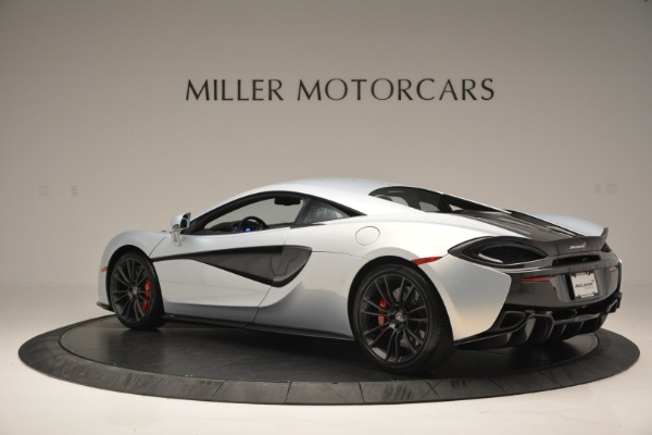 Used 2017 McLaren 570S Coupe for sale Sold at Maserati of Westport in Westport CT 06880 4