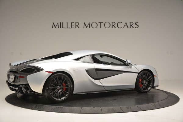 Used 2017 McLaren 570S Coupe for sale Sold at Maserati of Westport in Westport CT 06880 8
