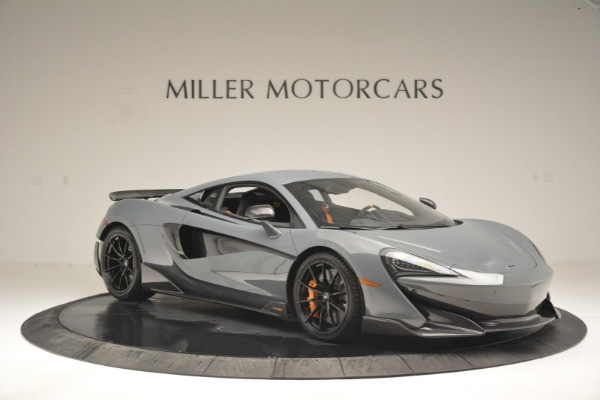 New 2019 McLaren 600LT Coupe for sale Sold at Maserati of Westport in Westport CT 06880 10