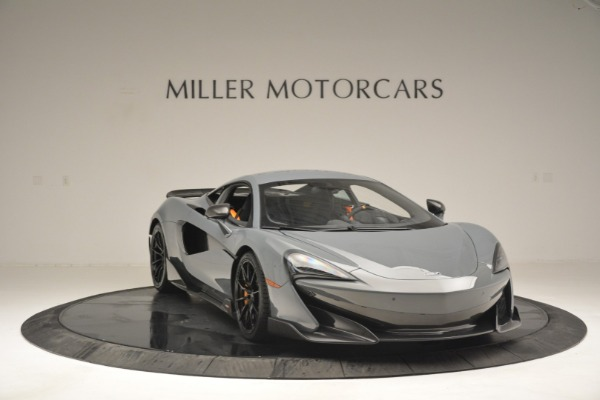 New 2019 McLaren 600LT Coupe for sale Sold at Maserati of Westport in Westport CT 06880 11