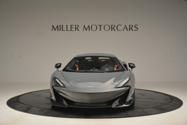 New 2019 McLaren 600LT Coupe for sale Sold at Maserati of Westport in Westport CT 06880 12
