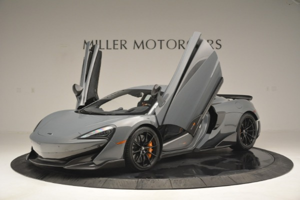 New 2019 McLaren 600LT Coupe for sale Sold at Maserati of Westport in Westport CT 06880 14