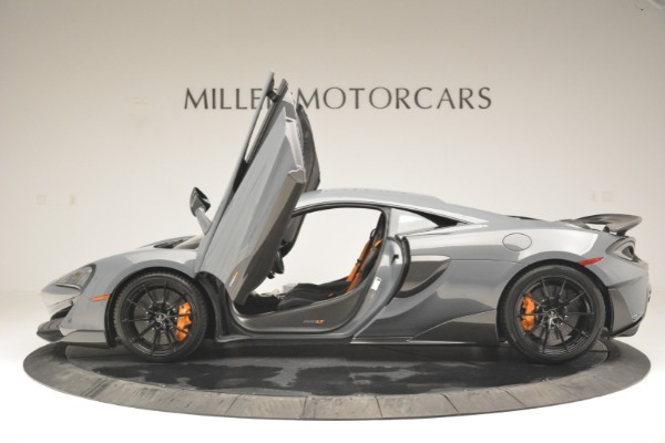 New 2019 McLaren 600LT Coupe for sale Sold at Maserati of Westport in Westport CT 06880 15