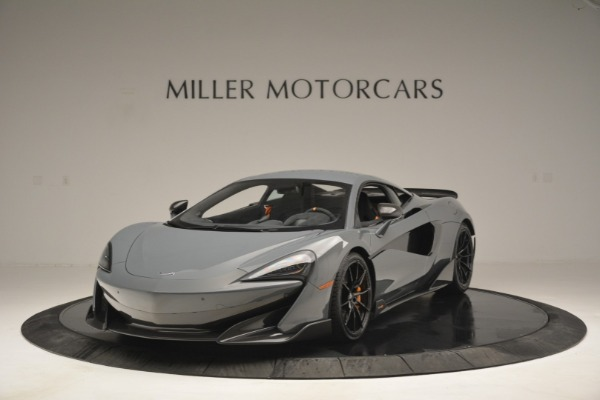 New 2019 McLaren 600LT Coupe for sale Sold at Maserati of Westport in Westport CT 06880 2