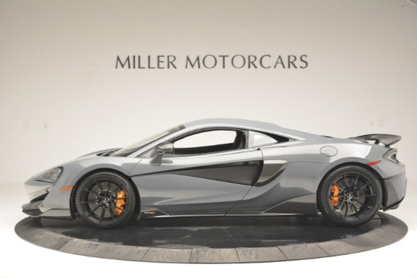 New 2019 McLaren 600LT Coupe for sale Sold at Maserati of Westport in Westport CT 06880 3