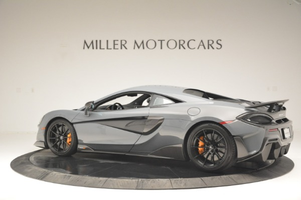 New 2019 McLaren 600LT Coupe for sale Sold at Maserati of Westport in Westport CT 06880 4