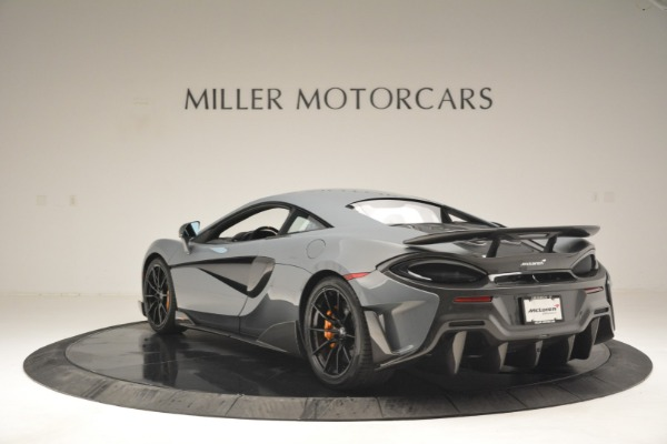 New 2019 McLaren 600LT Coupe for sale Sold at Maserati of Westport in Westport CT 06880 5