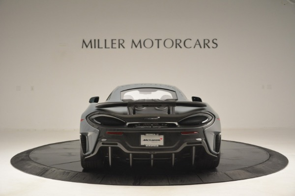 New 2019 McLaren 600LT Coupe for sale Sold at Maserati of Westport in Westport CT 06880 6