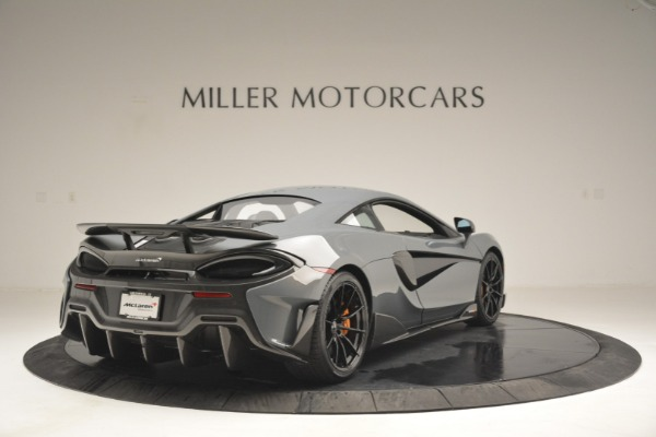 New 2019 McLaren 600LT Coupe for sale Sold at Maserati of Westport in Westport CT 06880 7