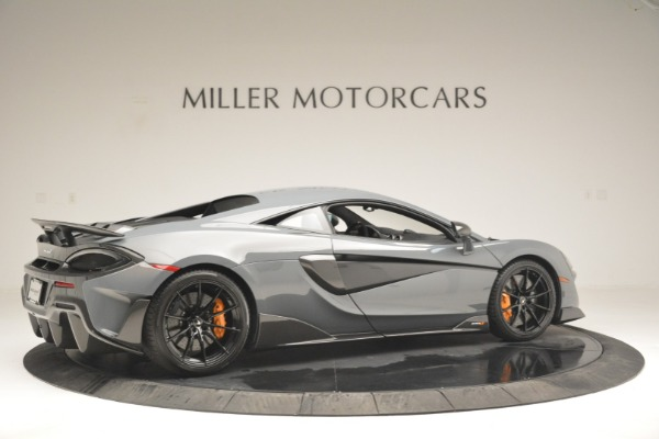 New 2019 McLaren 600LT Coupe for sale Sold at Maserati of Westport in Westport CT 06880 8