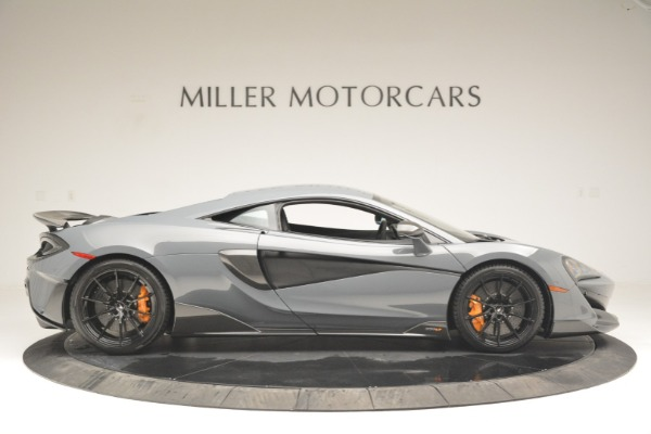 New 2019 McLaren 600LT Coupe for sale Sold at Maserati of Westport in Westport CT 06880 9