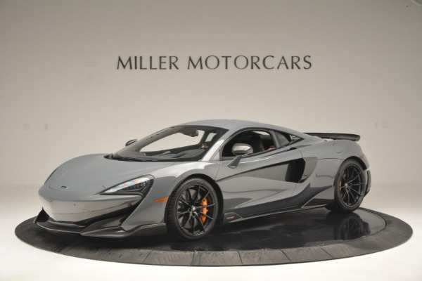New 2019 McLaren 600LT Coupe for sale Sold at Maserati of Westport in Westport CT 06880 1