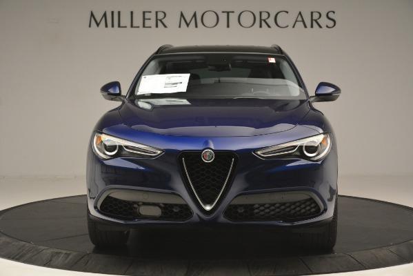 New 2019 Alfa Romeo Stelvio SPORT AWD for sale Sold at Maserati of Westport in Westport CT 06880 12