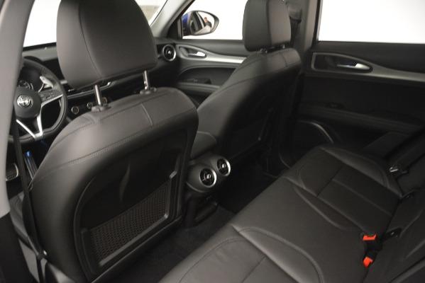 New 2019 Alfa Romeo Stelvio SPORT AWD for sale Sold at Maserati of Westport in Westport CT 06880 18