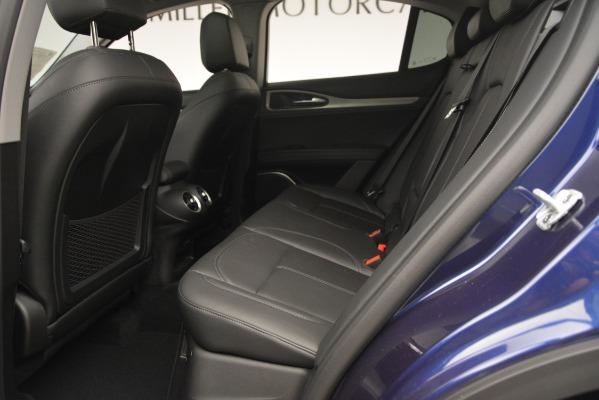New 2019 Alfa Romeo Stelvio SPORT AWD for sale Sold at Maserati of Westport in Westport CT 06880 19