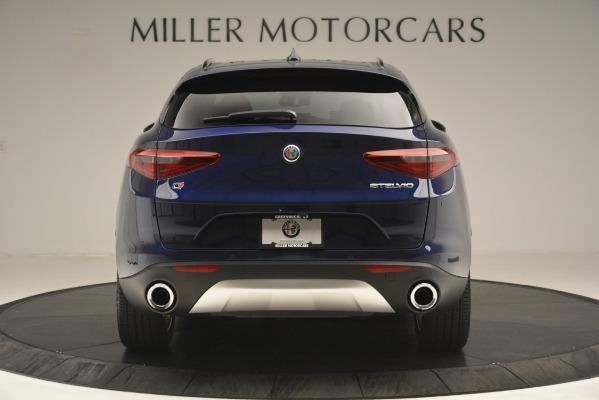 New 2019 Alfa Romeo Stelvio SPORT AWD for sale Sold at Maserati of Westport in Westport CT 06880 6