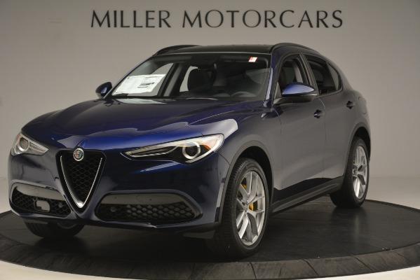 New 2019 Alfa Romeo Stelvio SPORT AWD for sale Sold at Maserati of Westport in Westport CT 06880 1