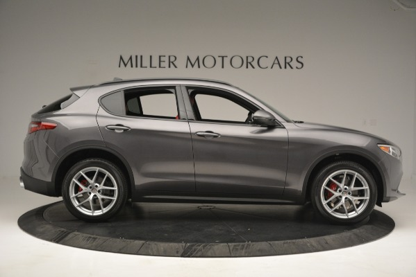 New 2019 Alfa Romeo Stelvio Ti Sport Q4 for sale Sold at Maserati of Westport in Westport CT 06880 9