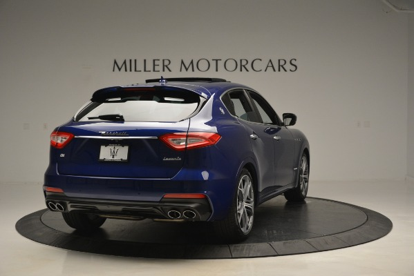 New 2019 Maserati Levante Q4 GranSport for sale Sold at Maserati of Westport in Westport CT 06880 10