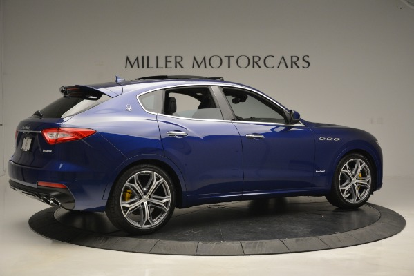 New 2019 Maserati Levante Q4 GranSport for sale Sold at Maserati of Westport in Westport CT 06880 12
