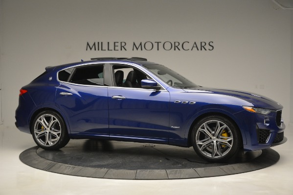 New 2019 Maserati Levante Q4 GranSport for sale Sold at Maserati of Westport in Westport CT 06880 14