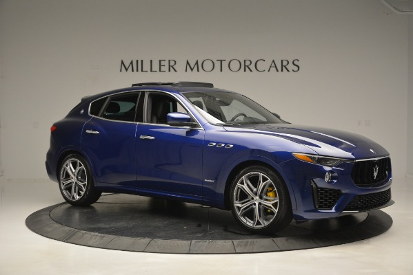 New 2019 Maserati Levante Q4 GranSport for sale Sold at Maserati of Westport in Westport CT 06880 15