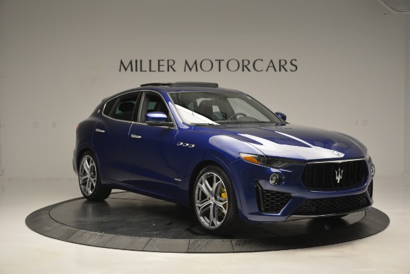 New 2019 Maserati Levante Q4 GranSport for sale Sold at Maserati of Westport in Westport CT 06880 16