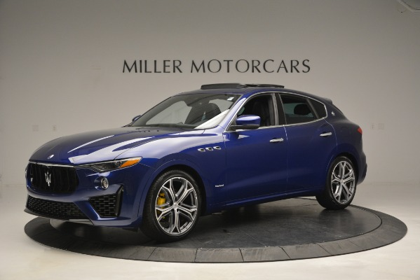 New 2019 Maserati Levante Q4 GranSport for sale Sold at Maserati of Westport in Westport CT 06880 2