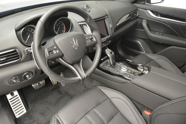 New 2019 Maserati Levante Q4 GranSport for sale Sold at Maserati of Westport in Westport CT 06880 20
