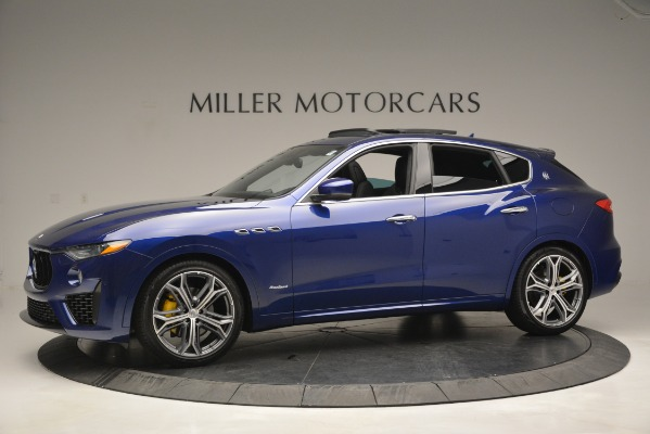New 2019 Maserati Levante Q4 GranSport for sale Sold at Maserati of Westport in Westport CT 06880 3