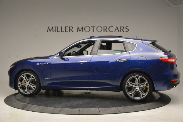 New 2019 Maserati Levante Q4 GranSport for sale Sold at Maserati of Westport in Westport CT 06880 5
