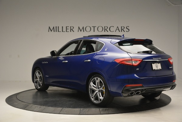 New 2019 Maserati Levante Q4 GranSport for sale Sold at Maserati of Westport in Westport CT 06880 7