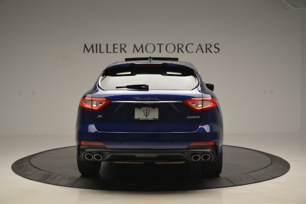 New 2019 Maserati Levante Q4 GranSport for sale Sold at Maserati of Westport in Westport CT 06880 9