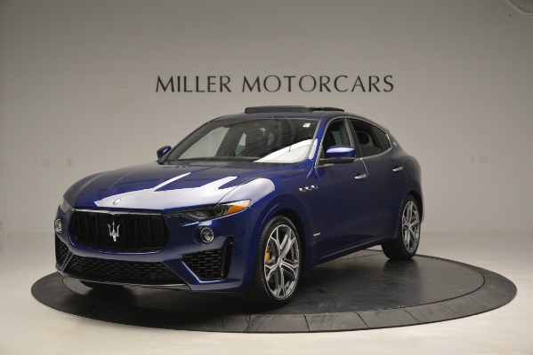 New 2019 Maserati Levante Q4 GranSport for sale Sold at Maserati of Westport in Westport CT 06880 1