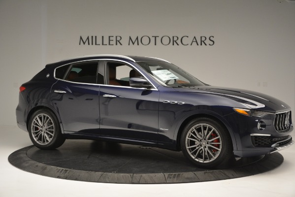 New 2019 Maserati Levante Q4 GranLusso for sale Sold at Maserati of Westport in Westport CT 06880 10