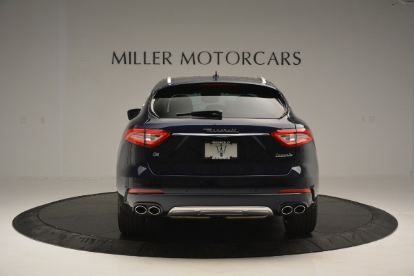 New 2019 Maserati Levante Q4 GranLusso for sale Sold at Maserati of Westport in Westport CT 06880 6