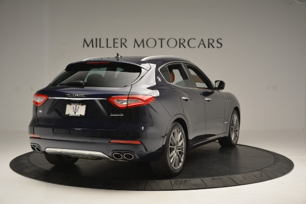 New 2019 Maserati Levante Q4 GranLusso for sale Sold at Maserati of Westport in Westport CT 06880 7