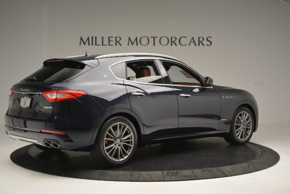 New 2019 Maserati Levante Q4 GranLusso for sale Sold at Maserati of Westport in Westport CT 06880 8