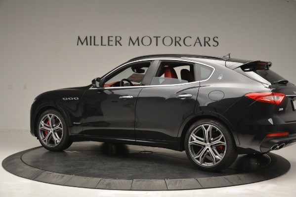 New 2019 Maserati Levante S Q4 GranSport for sale Sold at Maserati of Westport in Westport CT 06880 4