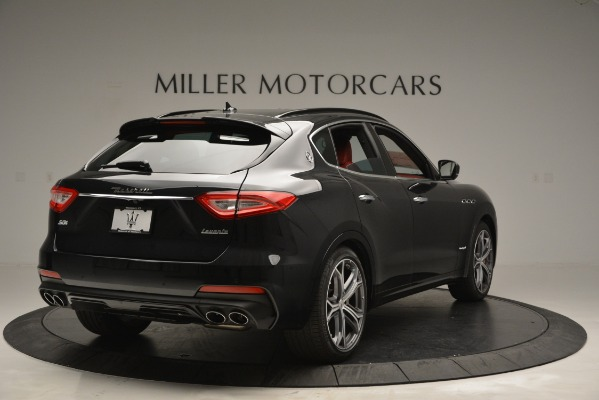 New 2019 Maserati Levante S Q4 GranSport for sale Sold at Maserati of Westport in Westport CT 06880 7