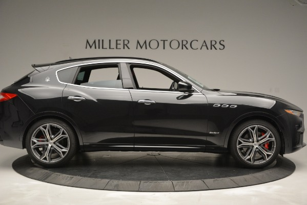 New 2019 Maserati Levante S Q4 GranSport for sale Sold at Maserati of Westport in Westport CT 06880 9