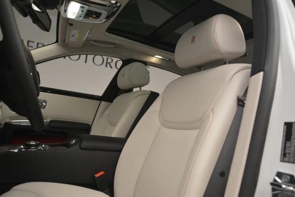 Used 2019 Rolls-Royce Ghost for sale $298,900 at Maserati of Westport in Westport CT 06880 14