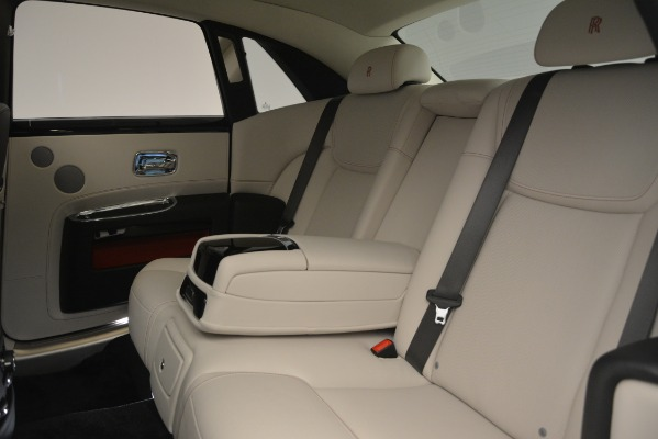 Used 2019 Rolls-Royce Ghost for sale $298,900 at Maserati of Westport in Westport CT 06880 26