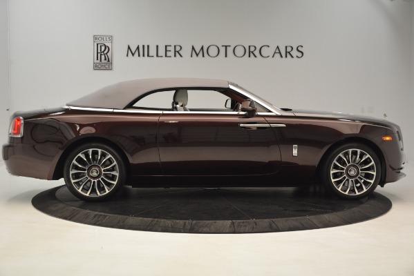 New 2019 Rolls-Royce Dawn for sale Sold at Maserati of Westport in Westport CT 06880 21