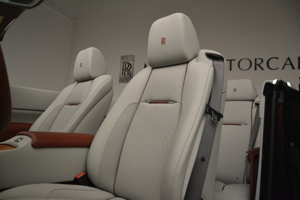 New 2019 Rolls-Royce Dawn for sale Sold at Maserati of Westport in Westport CT 06880 25