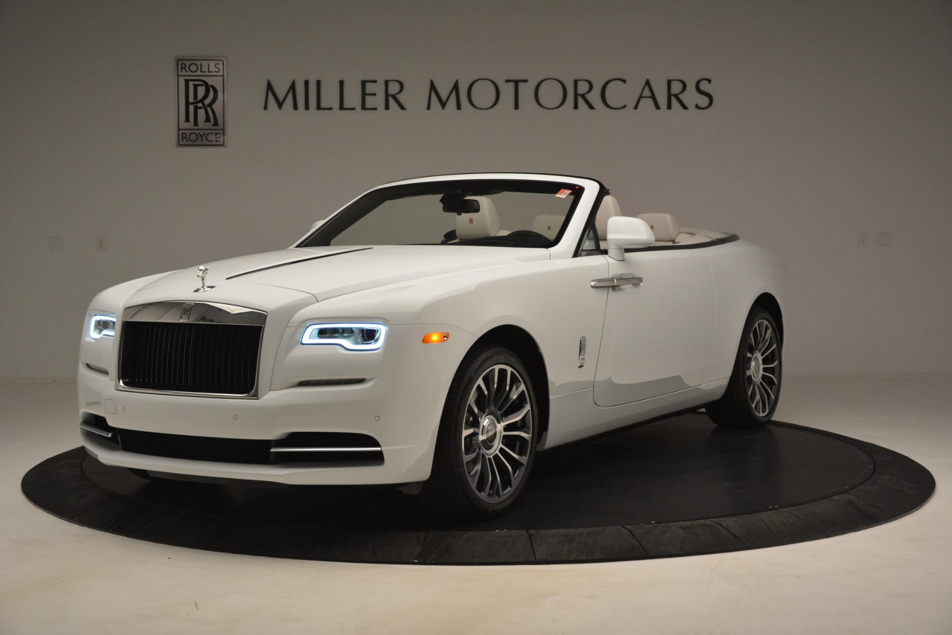 Used 2019 Rolls-Royce Dawn for sale $389,900 at Maserati of Westport in Westport CT 06880 1
