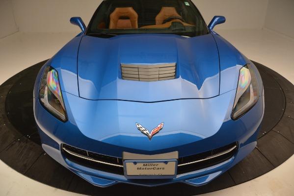 Used 2014 Chevrolet Corvette Stingray Z51 for sale Sold at Maserati of Westport in Westport CT 06880 15